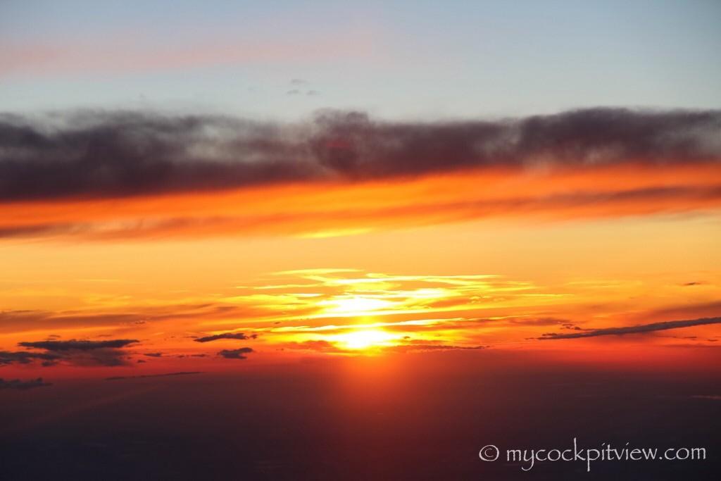Sunset or sunrise?